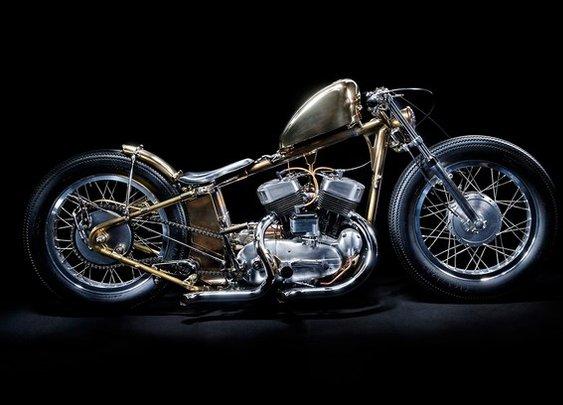 The Motorbike art of Chicara Nagata (Part 2)