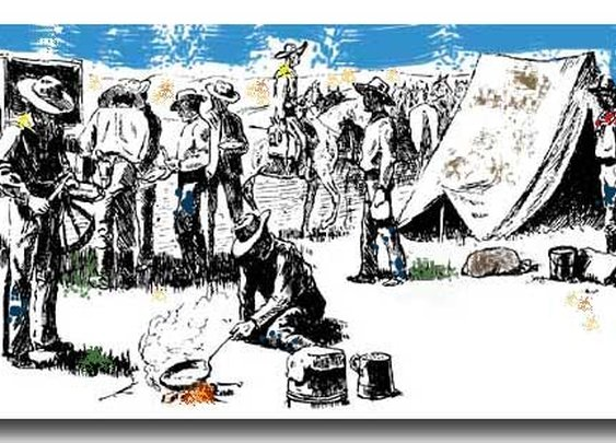 The Chuckwagon - Old West Recipes and Cooking Tips