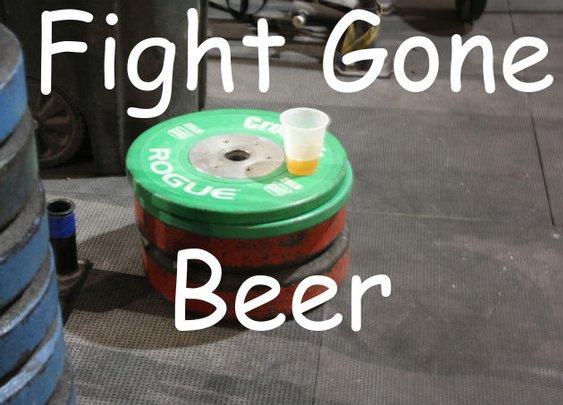 Fight Gone Beer