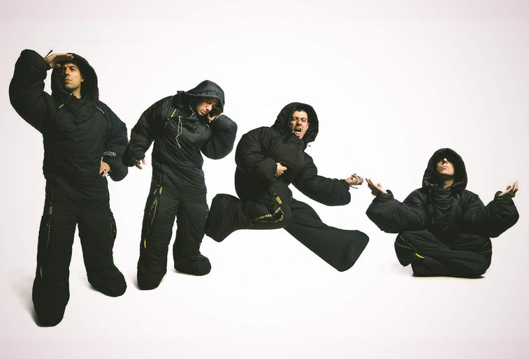 Onesie Sleeping Bag Hybrid - Selk' bag - Supercompressor.com - Supercompressor.com
