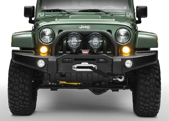 AEW Jeep Wrangler- Filson Edition - Men's Gear