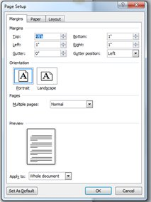 Creating Professional Looking Letterhead in Microsoft Word 2010 | Marketing with Microsoft