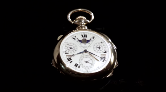 Supercomplication, the world's most complicated watch, breaks the record – again