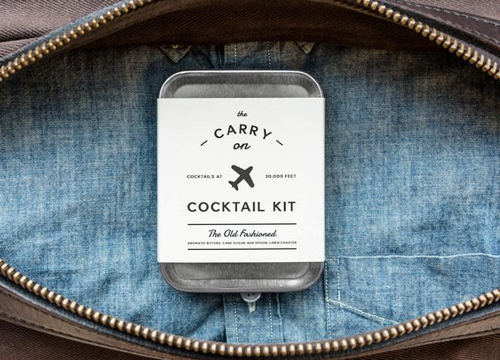 The In-Flight Cocktail Kit From W&P; Design - Supercompressor.com