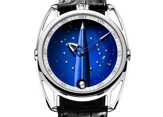 10 blue art watches that remind you of the summer and the sea