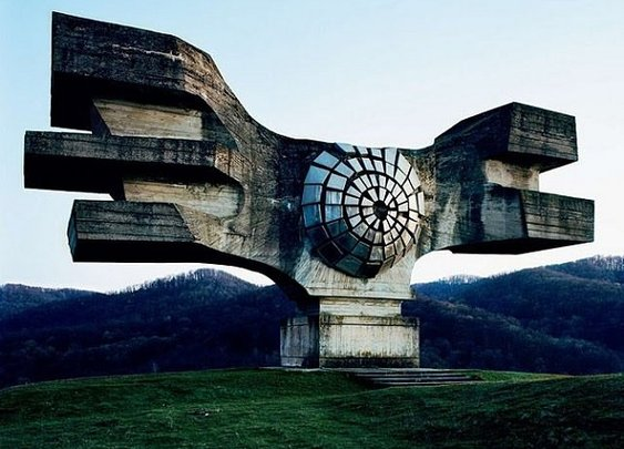 Top 10 Yugoslav monuments worth visiting