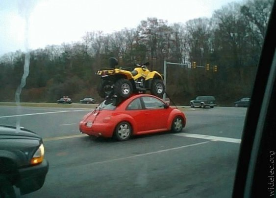 Trucks Are So Overrated
