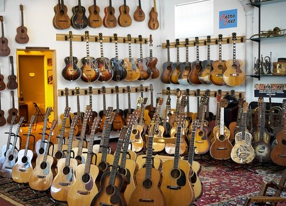Musical Instruments as an Investment