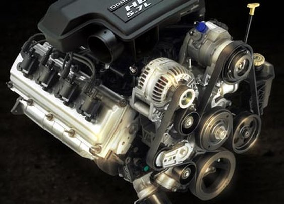 How HEMI Engines Work