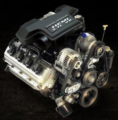 How HEMI Engines Work