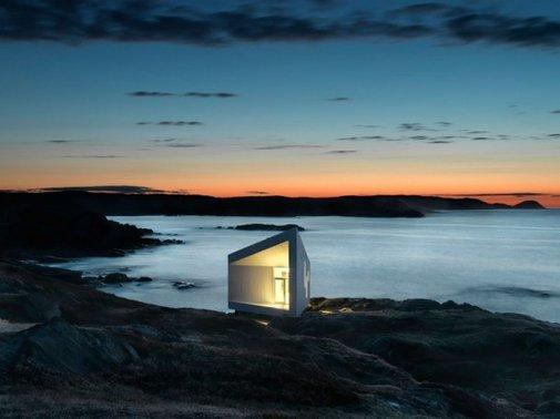 Art studio at the island of dreams