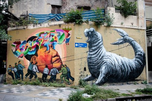 Street Art Cities: Buenos Aires