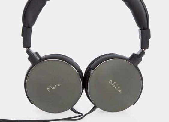 "Paul Smith x Audio-Technica ""More Noise"" Headphones"