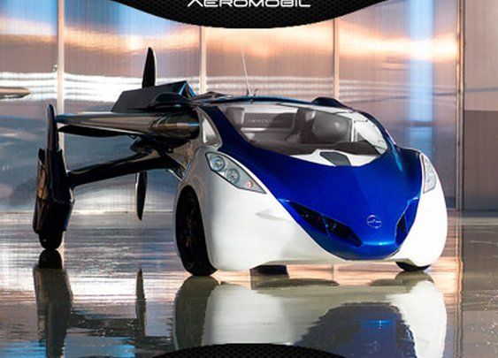 AeroMobil: Flying car