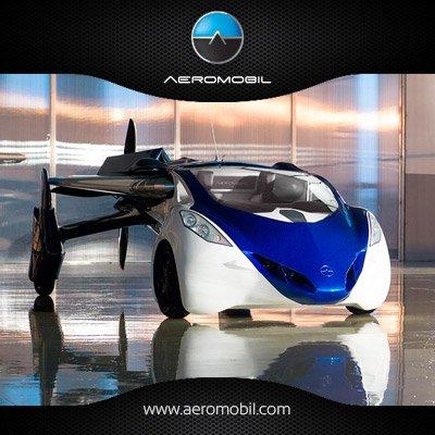 AeroMobil: Flying car
