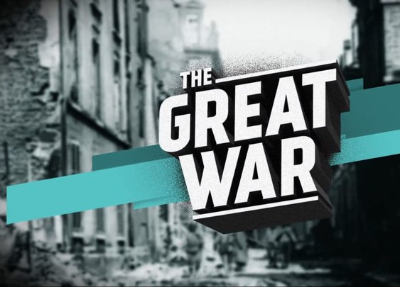 Video Series Will Document How WWI Unfolded, Week-by-Week, for the Next 4 Years