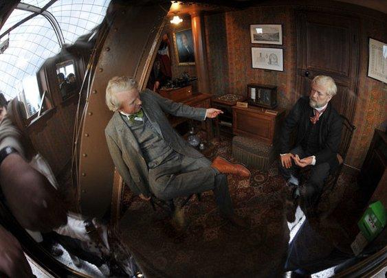 Gustave Eiffel's Secret Apartment| Atlas Obscura