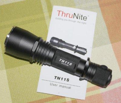 Thrunite TN11S Review and Photos - final30.com