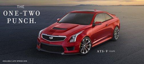 ATS V-Series | Cadillac