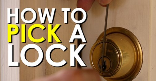 An Introduction to Lock Picking: How to Pick Pin Tumbler Locks