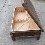 Hidden Gun Storage Coffee Table | StashVault