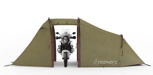 Atacama Expedition Motorcycle Tent  - Men's Gear