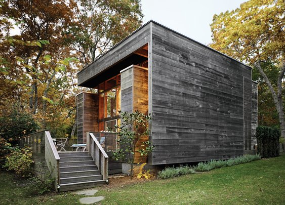 Long Island Summer Home Gets a Modern Addition | Dwell