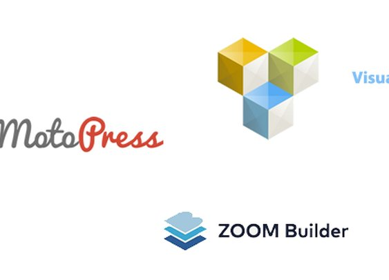 Visual Content Editors and Page Builder Plugins for WordPress