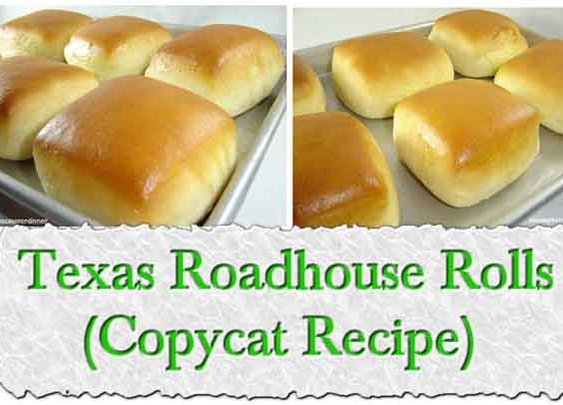 Texas Roadhouse Rolls (Copycat Recipe) - LivingGreenAndFrugally.com