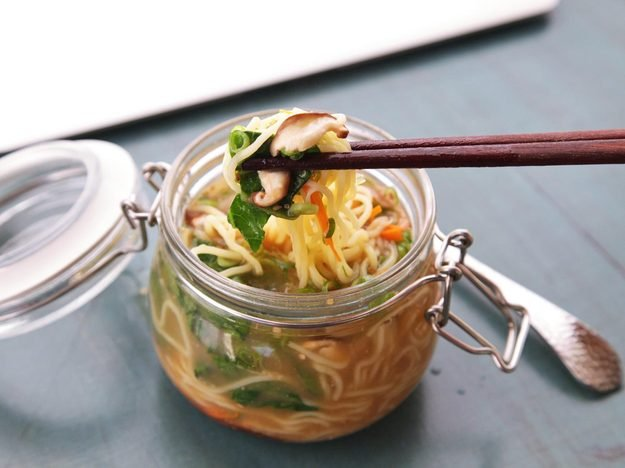 The Food Lab: Make Your Own Just-Add-Hot-Water Instant Noodles (and Make Your Coworkers Jealous)   Serious Eats