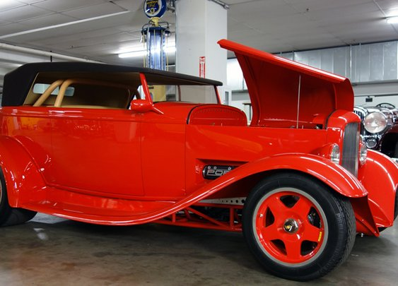 Porsche Powered '32 Ford Is A Total 'Deuception'   Car Stories