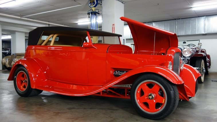 Porsche Powered '32 Ford Is A Total 'Deuception' | Car Stories