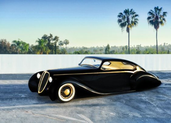 The Black Pearl   HotRod.com
