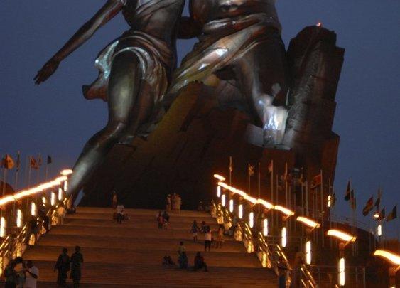 Africa's Tallest Statue