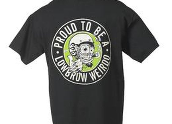 Lowbrow Customs / Lowbrow Weirdo T-Shirt -