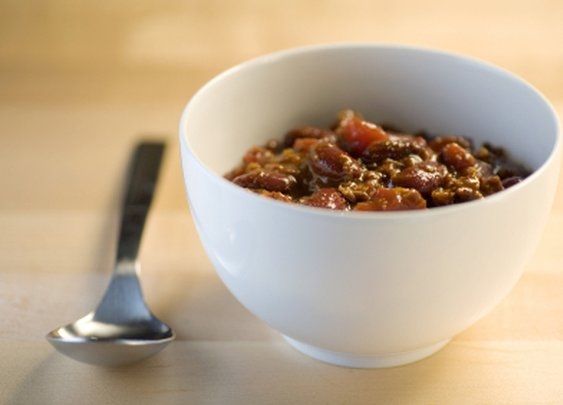 Bean and Beef Chili from Healthy Living
