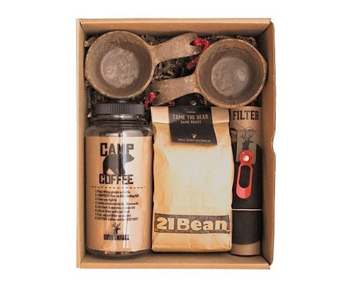 Camp Coffee Kit by Bush Smarts - Men's Gear