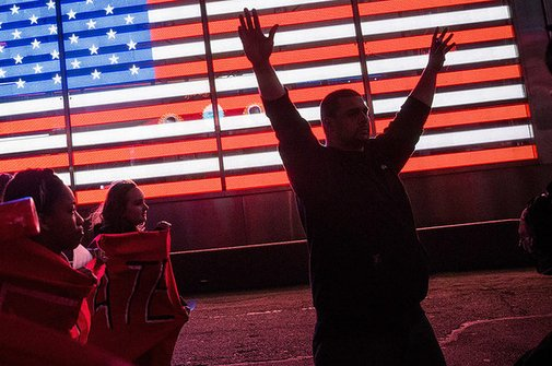 These Are The Most Powerful Images Of Ferguson Protests Across The U.S