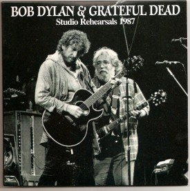 Dylan and  Dead Rehearse  74 Tracks