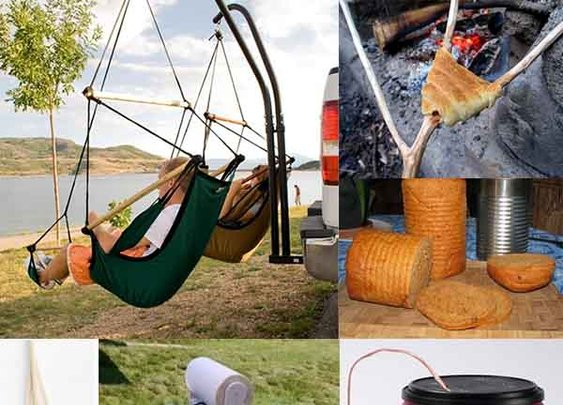 41 Camping Hacks That Are Borderline Genius - LivingGreenAndFrugally.com