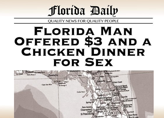 The 25 most Florida things to happen in 2014