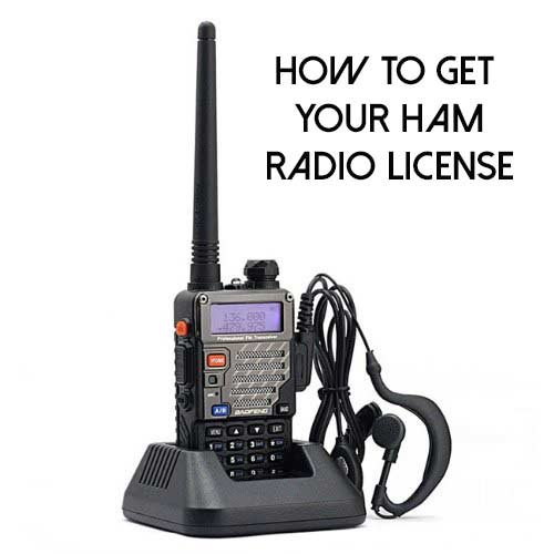 How To Get Your Ham Radio License - SHTF & Prepping Central