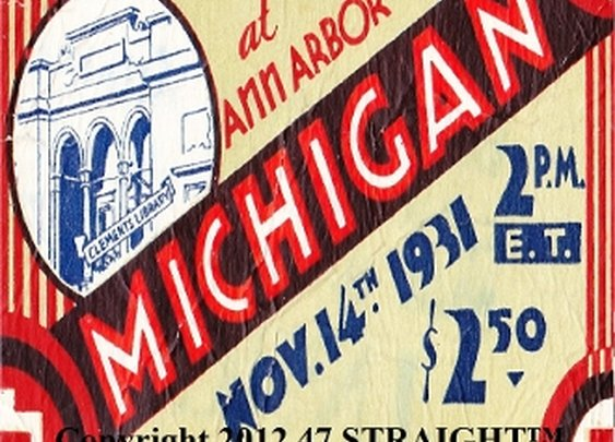 Best Cyber Monday Gifts 2014! 1931 Michigan Coasters