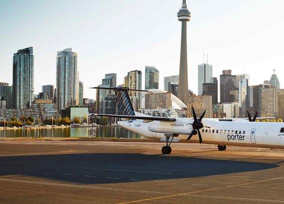 Book Flights - Porter Airlines