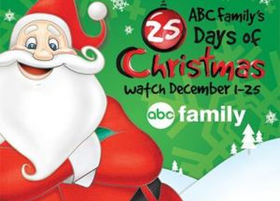ABC Family's '25 Days of Christmas' Schedule