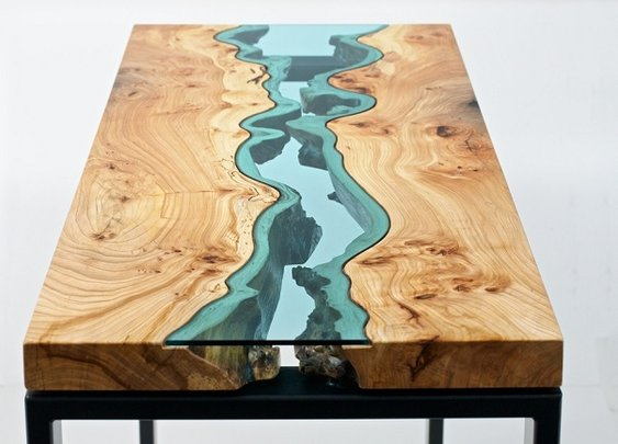 River Collection Wood Furniture by Greg Klassen - Men's Gear