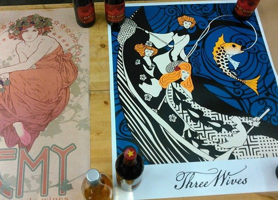 Remy Wine Posters