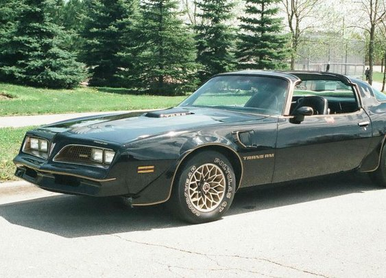 You Can Buy The Bandit Trans Am Owned By Burt Reynolds