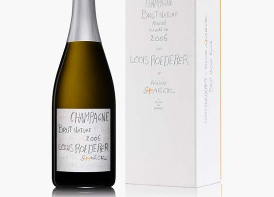 Philippe Starck X Louis Roederer Champagne