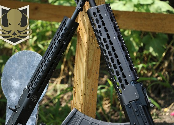 Krebs Custom UFM Extended Rail Review — The Tactical Bay